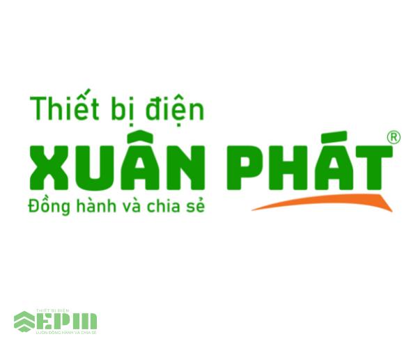 Logo thiết bị điện Xuân Phát
